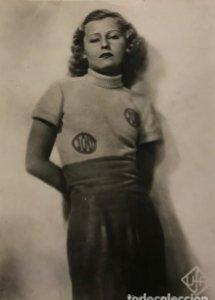 Lilian Harvey 18x24 cm