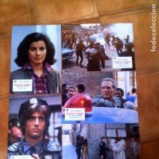 Cine: LOTE FOTOCROMS DE LA PELICULA DISTRITO APACHE . Lote 149563146