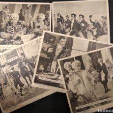 Cine: CINE. BEAU BRUMMELL 1954. METRO GOLDWYN MAYER. CARTELES FOTO LAMINAS DE LA PELÍCULA.. Lote 149988014