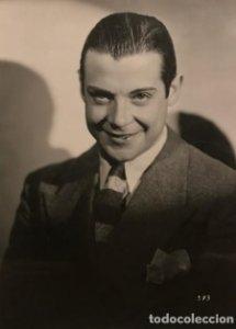 Fernand Gravey 14,8x19,9 cm