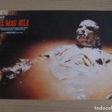 Cine: EL MAS ALLA / LUCIO FULCI / JUEGO COMPLETO ORIGINAL 12 FOTOCROMOS ESTRENO. Lote 151436290