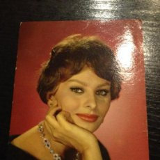 Cine: SOPHIA LOREN,MADE IN FRANCE. Lote 151892170
