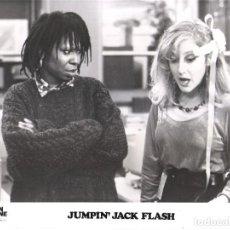 Cine: JUMPIN JACK FLAS (FOTO ORIGINAL BLANCO Y NEGRO 19X22). Lote 152033266