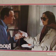 Cine: FEDORA / WILLIAM HOLDEN / BILLY WILDER / JUEGO COMPLETO ORIGINAL 12 FOTOCROMOS ESTRENO. Lote 152568094