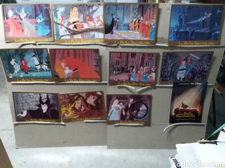 LA BELLA DURMIENTE WALT DISNEY JUEGO COMPLETO POSIBILIDAD DE BLU RAY (Cine - Fotos, Fotocromos y Postales de Películas)