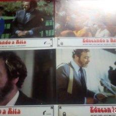 Cine: EDUCANDO A RITA. 34X24CM. 7 UNIDADES. Lote 154284442