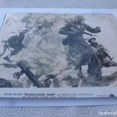 Cine: FOTO MATE (15 X 20 )-GUADALCANAL DIARY-(ANTHONY QUINN). Lote 154324794