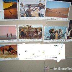 Cine: UN LUGAR MUY LEJANO DISNEY 8 FOTOCROMOS ORIGINALES Q. Lote 16657762
