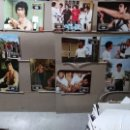Cine: KARATE A MUERTE EN BANGKOK BRUCE LEE 10 FOTOCROMOS ORIGINALES YY(1998). Lote 154784357