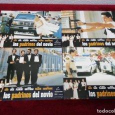 Cine: LOS PADRINOS DEL NOVIO. MEDIDAS 34X24CM. 8 UNIDADES.. Lote 154799202