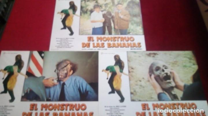 Cine: El monstruo de las bananas. 34x24cm. 12 unidades - Foto 4 - 154902114