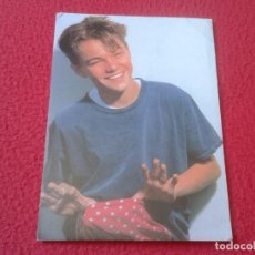 Cine: POSTAL POST CARD CARTE POSTALE LEONARDO DICAPRIO - BOXERS ACTOR DE CINE ACTEUR VER FOTOS Y DESCRIPCI. Lote 155814846