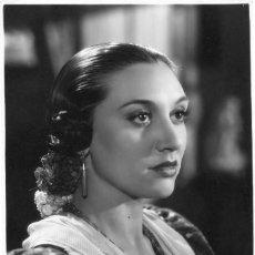 Cine: MARUJA TAMAYO EN 'LA PATRIA CHICA', 1943. FOTO ORIGINAL.. Lote 155924730