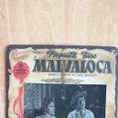 Cine: PRECIOSO FOTOGRAMA MALVALOCA.PAQUITA RICO.CIFESA.1954.. Lote 157218561