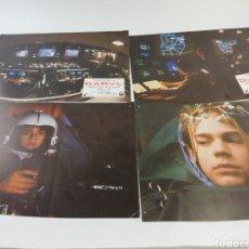 Cine: DARYL 12 FOTOCROMOS JUEGO COMPLETO LOBBY CARDS CIENCIA FICCION USADO.. Lote 157416304