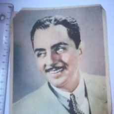 Cine: WILLIAM POWELL METRO GOLDWYN MAYER PUBLICIDAD NOVOCREMA (21F). Lote 158517830