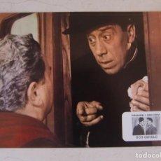 Cinema: DON CAMILO / JULIEN DUVIVIER / FERNANDEL / JUEGO ORIGINAL 8 FOTOCROMOS REESTRENO. Lote 159277442
