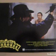 Cine: LA CASA DE LOS HORRORES / TOBE HOOPER / JUEGO ORIGINAL 7 FOTOCROMOS ESTRENO. Lote 160423350