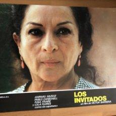 Cine: FOTOCTOMO O LOBBY LOS INVITADOS.LOLA FLORES. Lote 162016917