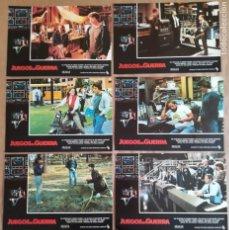 Cine: 6 FOTOCROMOS PELÍCULA JUEGOS DE GUERRA. Lote 164876310