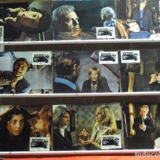 Cine: REFUGIO MACABRO. JUEGO COMPLETO DE 12 FOTOCROMOS.AÑO 1973.. Lote 165134294