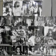 Cine: F25914D UN HACHA PARA LA LUNA DE MIEL MARIOM BAVA SET 36 FOTOS B/N ORIGINALES ESPAÑOLAS. Lote 165617366