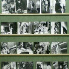 Cine: F12669D REPULSION ROMAN POLANSKI CATHERINE DENEUVE SET 26 FOTOS B/N ORIGINALES ESPAÑOLAS. Lote 165625842