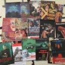 Cine: CINE DE TERROR. LOTE DE 26 CARTELES DE CINE DE PEQUEÑO TAMAÑO.. Lote 167833068