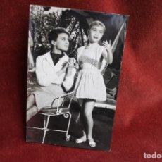 Cine: POSTAL FOTOGRAFICA MARISOL EN UN RAYO DE LUZ, 11 AÑOS 1961 , ARCHIVO BERMEJO, 7183. Lote 168449034