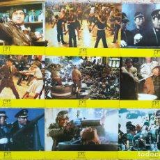Cine: 1941 - 9 FOTOCROMOS - STEVEN SPIELBERG JOHN BELUSHI. Lote 169935772