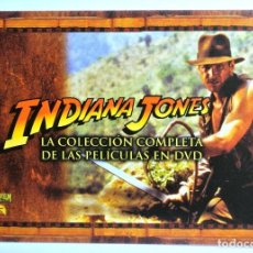 Cine: INDIANA JONES TARJETA POSTAL POSTALFREE , SIN CIRCULAR. Lote 170327864