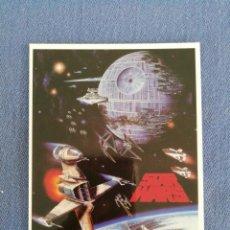Cinema: STAR WARS. N° 36. MEDIDAS 10X15CM.. Lote 170538324