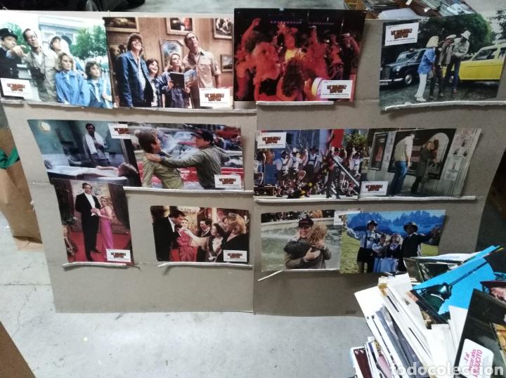 LAS VACACIONES EUROPEAS DE UNA CHIFLADA FAMILIA AMERICANA CHEVY CHASE JUEGO COMPLETO B2 (1085) (Cine - Fotos, Fotocromos y Postales de Películas)