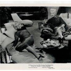 Cine: FOTOGRAFIA DE MARILYN MONROE - PELICULA HOW TO MARRY A MILLIONAIRE - COMO CASARSE CON UN MILLONARIO. Lote 171125949