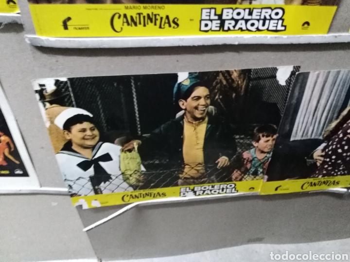 Cine: EL BOLERO DE RAQUEL CANTINFLAS JUEGO COMPLETO B2(1087) - Foto 2 - 171387512