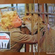 Cine: FOTOCROM DE LA PELICULA ROCKY CARAMBOLA. Lote 171510319