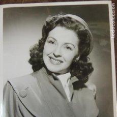 Cinema: NANCY KELLY - FOTO ORIGINAL B/N - FOLLOW THAT WOMAN. Lote 172086872