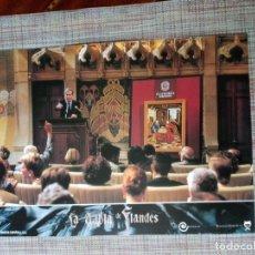 Cine: FOTOCROMOS DE PELÍCULAS.LA TABLA DE FLANDES. COMPLETO 12 UNIDADES.. Lote 172255297