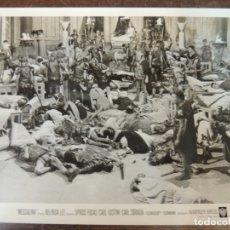 Cine: MESSALINA - FOTO B/N ORIGINAL - ESCENA FILM. Lote 172621122