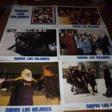 Cine: SOMOS LOS MEJORES - DISNEY - JUEGO COMPLETO 12 FOTOCROMOS. Lote 173575217