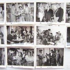Cine: ESTRELLA DE SIERRA MORENA, CON LOLA FLORES. 11 FOTOS FOTOCROMOS ORIGINALES, 18 X 24 CMS... Lote 173868165