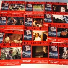 Cine: EL CEMENTERIO VIVIENTE (1989). LOTE DE 12 FOTOCROMOS (SET COMPLETO). EN PERFECTO ESTADO. Lote 175336373