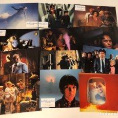 Cine: EN LOS LÍMITES DE LA REALIDAD - THE TWILIGHT ZONE (1983). LOTE 12 FOTOCROMOS (SET COMPLETO).. Lote 175336878