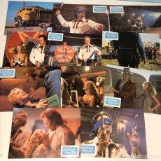 Cine: BRONCO BILLY (1980). LOTE DE 11 FOTOCROMOS. CLINT EASTWOOD. EN PERFECTO ESTADO. Lote 175340478