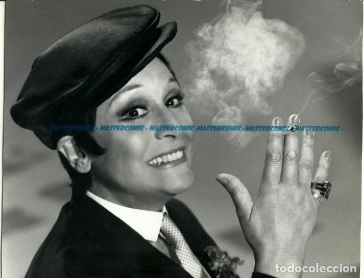 FOTO ORIGINAL FOTOGRAFIA CELIA GAMEZ EL PICHI FOTO SIMON LOPEZ (Cine - Fotos y Postales de Actores y Actrices)