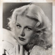 Cine: GINGER ROGERS. Lote 175774004