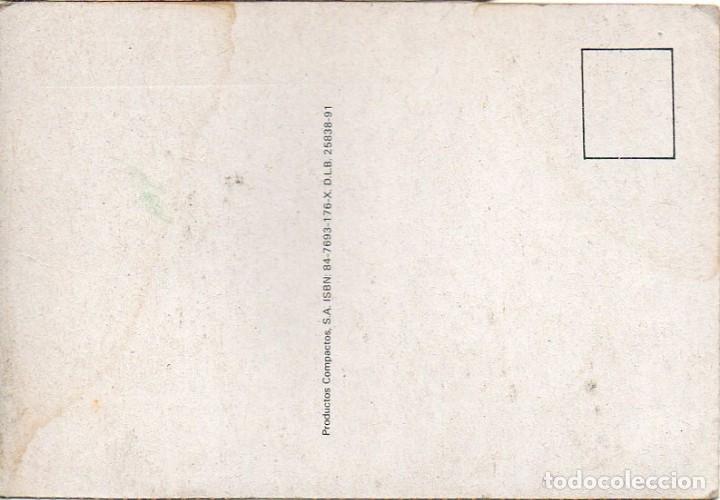 Cine: James Cagney Postcard Yankee Doodle Dandy George M. Cohan Warner Bros. Production - Foto 2 - 176033238