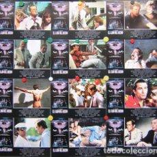 Cine: ZT59 EL CABO DEL MIEDO SCORSESE DE NIRO SET COMPLETO DE 12 FOTOCROMOS ORIGINAL ESTRENO. Lote 176101813