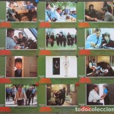 Cine: ZT79 UNICO TESTIGO HARRISON FORD PETER WEIR SET COMPLETO 12 FOTOCROMOS ORIGINAL ESTRENO. Lote 176105310