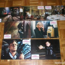 Cine: LOBBY CARDS LOTE 7 FOTOCROMOS 1978 ALTA PRIORIDAD BRUNO CREMER DONALD PLEASENCE DENNIS HOPPER. Lote 176124789